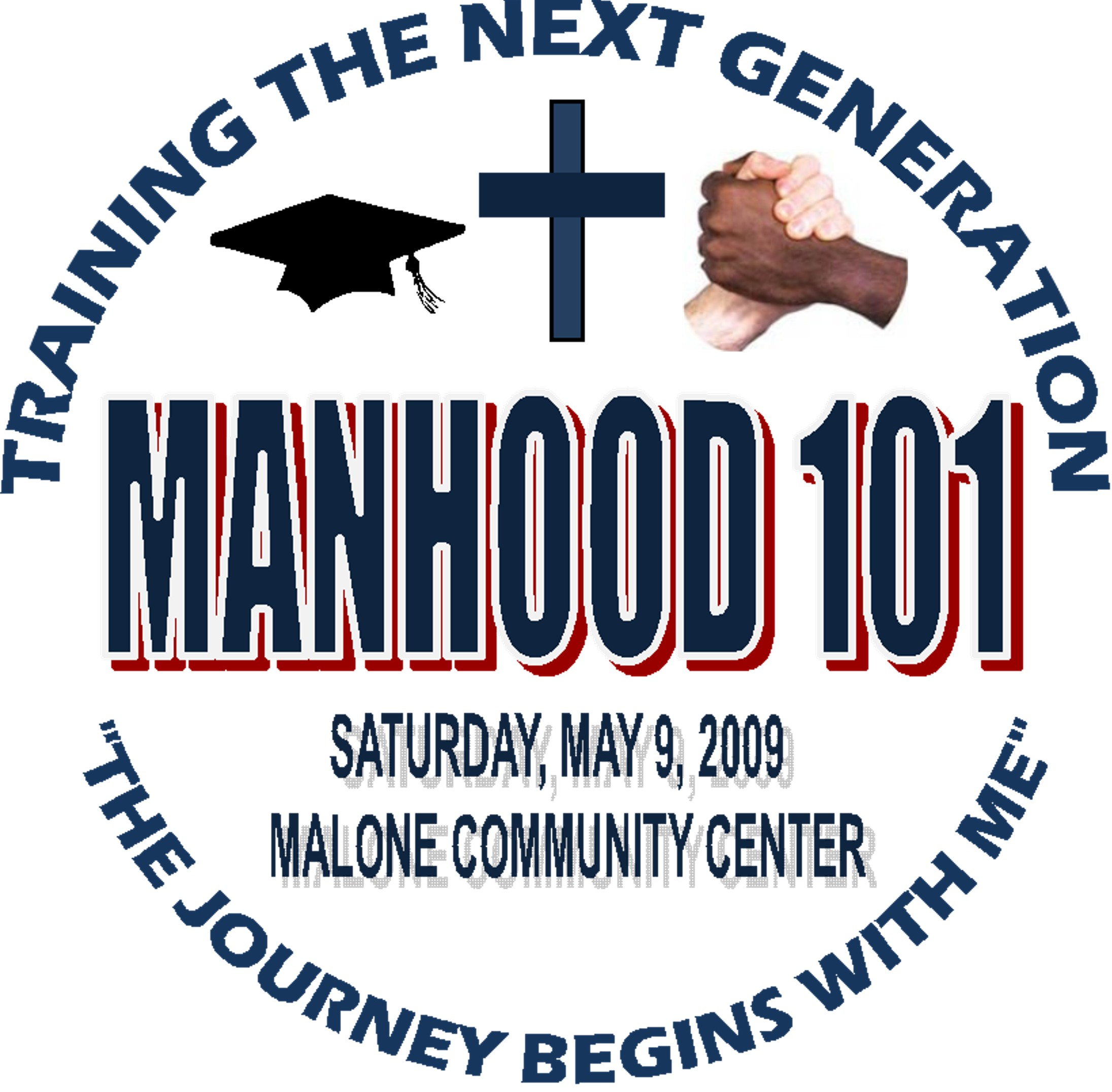 Manhood 101 logo